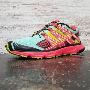 Womens Salomon XR Mission 1 Running Shoes Sz 9.5